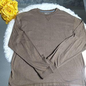 Architect Light Brown Long Sleeve Tee size XL